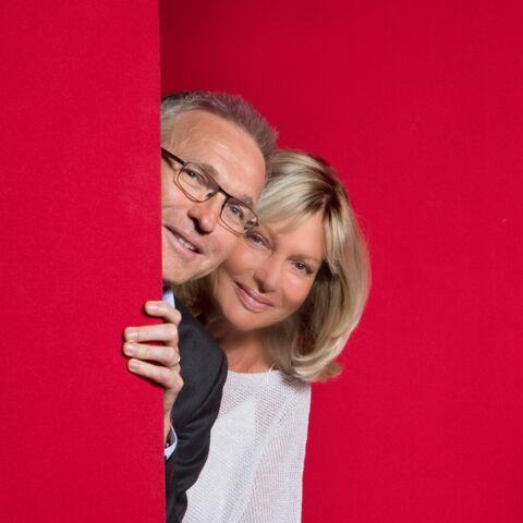 Laurent Ruquier et Maryse Gildas, complices à travers les ans