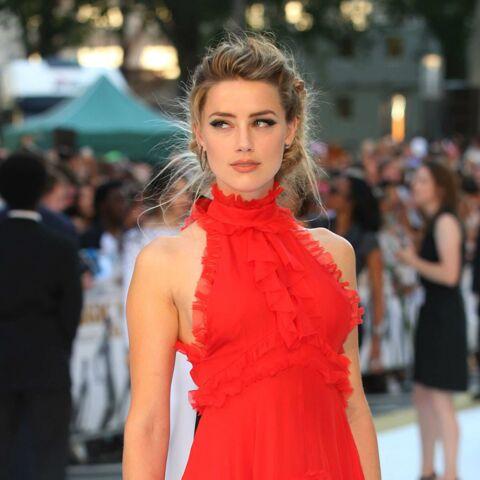 """Amber Heard: """"Je ne veux pas renier ma sexualité"""""""