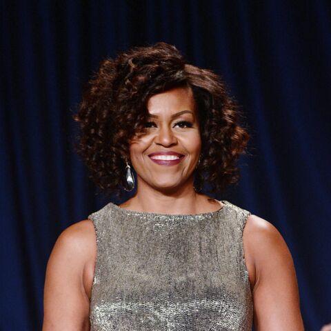 Michelle Obama ouvre un camping devant la Maison Blanche
