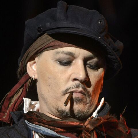 Première sortie familiale pour Johnny Depp