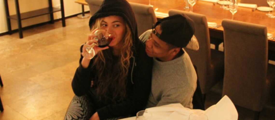Beyoncé boit pour faire taire les rumeurs