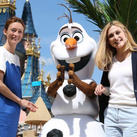 Julie Gayet, Virginie Efira, Tal… givrées à Disneyland Paris