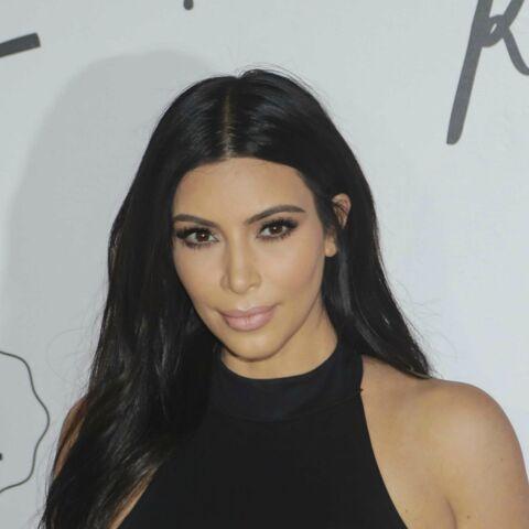 Kim Kardashian attend un deuxième enfant!