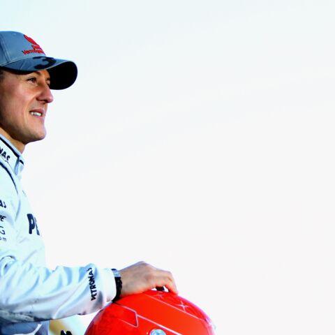Michael Schumacher: «Il faut continuer à le soutenir pour qu'il puisse revenir»