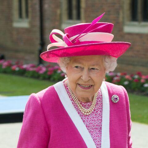 Elisabeth II reine des médias