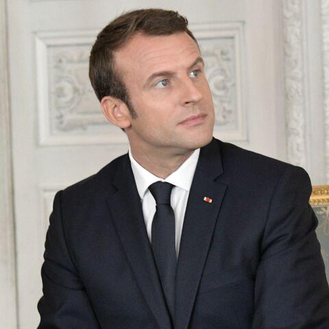 Emmanuel Macron a l'oeil sur tout… même sur la photo de son gouvernement