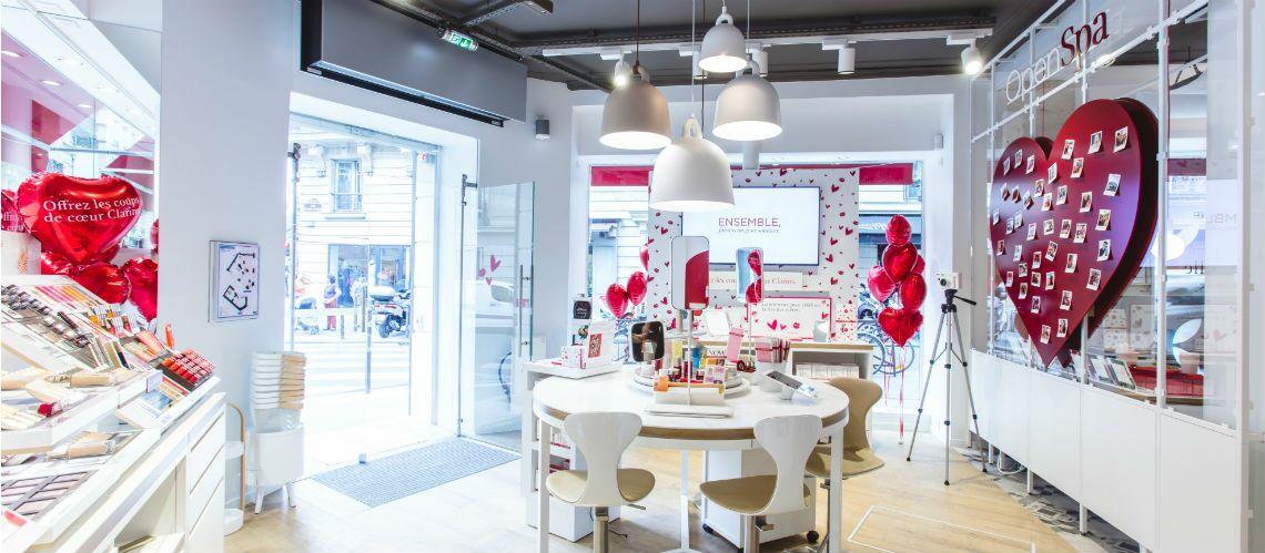 5 raisons de découvrir la nouvelle boutique Open Spa de Clarins