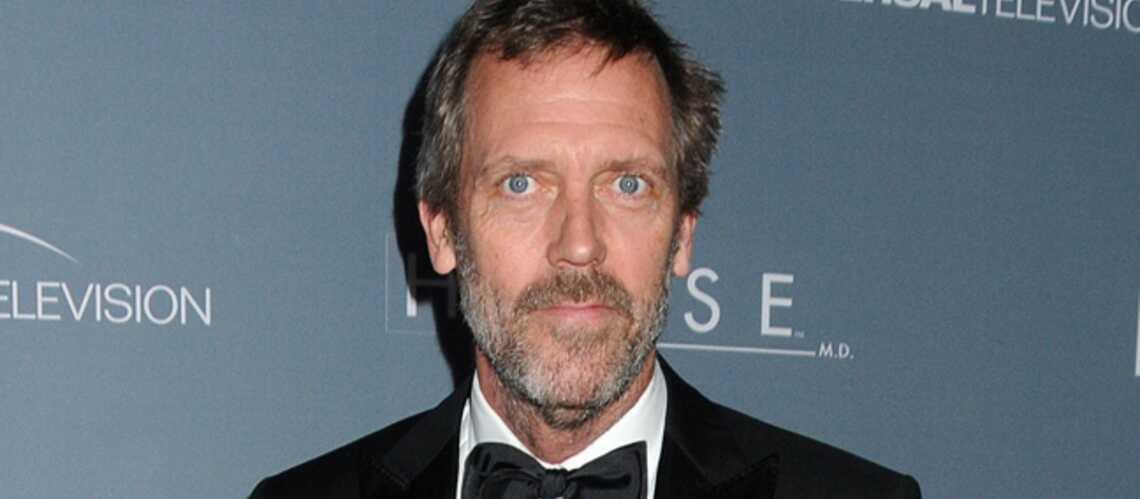 Le CV secret d'Hugh Laurie