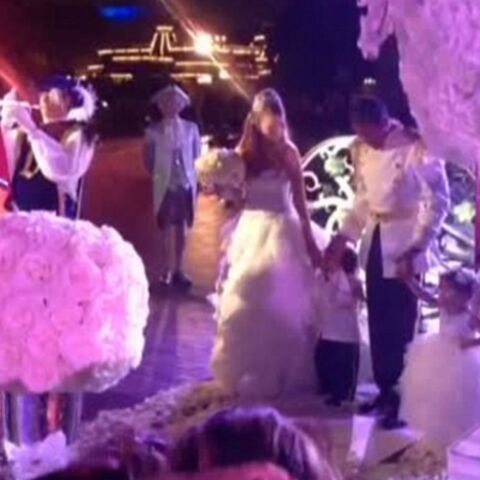 Mariah Carey se remarie devant Mickey