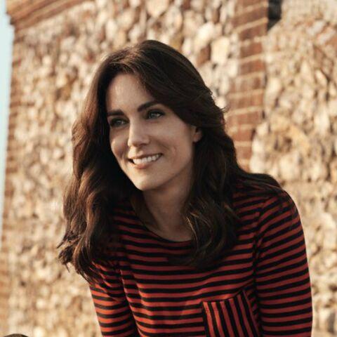 Princesse Kate marque l'histoire de Vogue