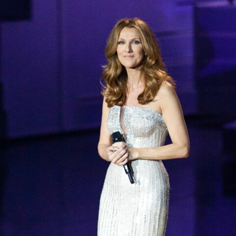 Céline Dion reste sans voix