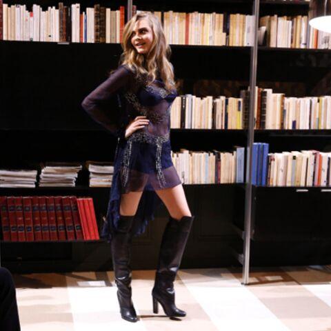 H&M défile lors de la Fashion Week