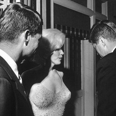 Une vidéo compromettante des Kennedy et Marilyn Monroe mise aux enchères