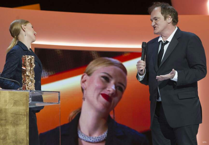 Quentin Tarantino lui a d'ailleurs rendu un bel hommage