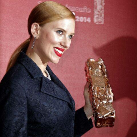 Scarlett Johansson adore les Parisiens, et surtout Romain!