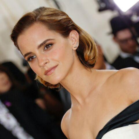 PHOTOS – Emma Watson pose seins nus pour un magazine