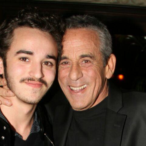 PHOTOS – Thierry Ardisson fait la fête avec son fils Gaston