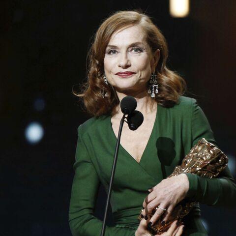 Isabelle Huppert: la confection de la robe Dior qui lui a porté bonheur