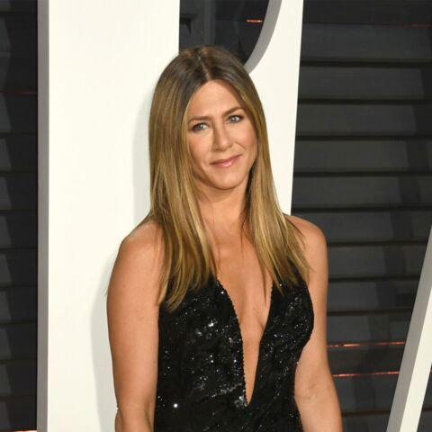 Jennifer Aniston, victime d'un vol pendant la cérémonie des Oscars