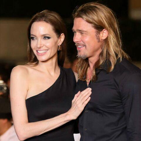 Brad Pitt et Angelina Jolie: la barrique qui valait 10 000 euros…