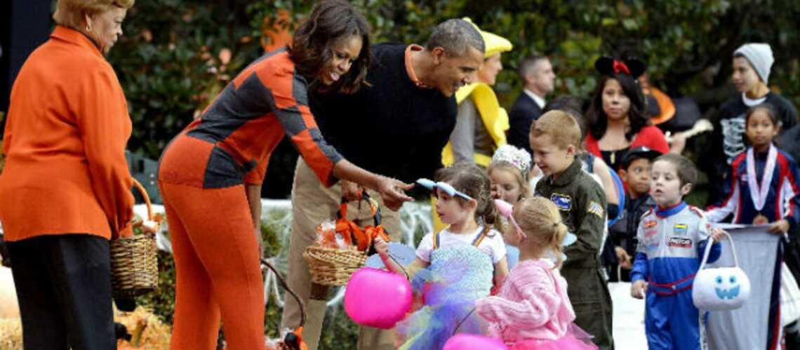 Halloween de stars: Des Obama à Heidi Klum, qui a le costume le plus délirant?
