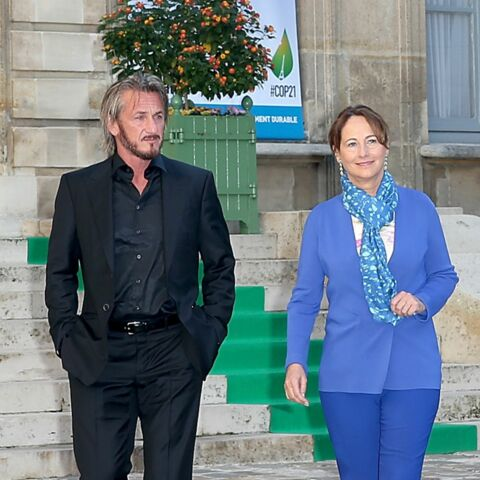 Ségolène Royal s'offre un tête-à-tête avec Sean Penn