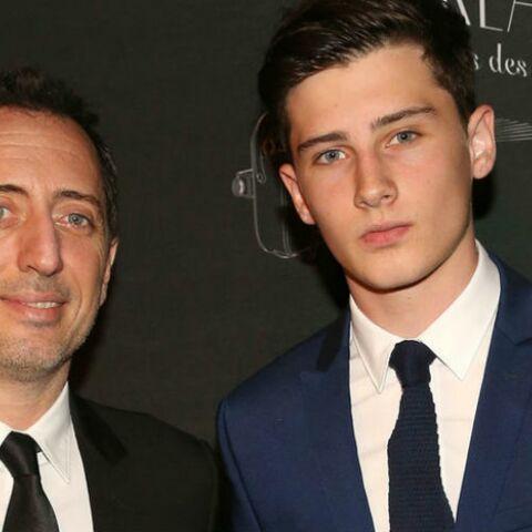Gad Elmaleh confirme: son fils Noé a «pas mal de succès» avec les filles