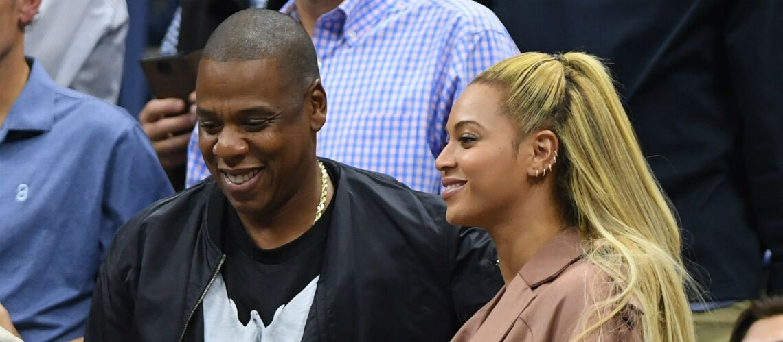 PHOTOS – Rumi et Sir les jumeaux de Beyoncé et Jay Z sont adorables