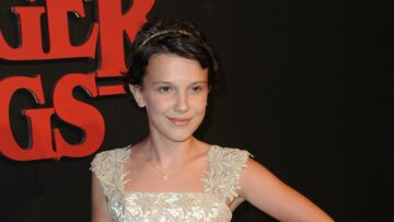 PHOTO – Millie Bobby Brown, de la série « Stranger Things », star de Halloween