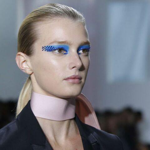 Tendance beauté des défilés – Dior pare le regard