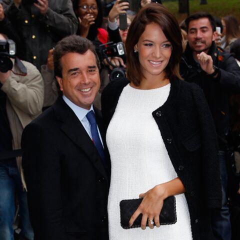 Photos- Jade et Arnaud Lagardère, les amoureux chez Chanel