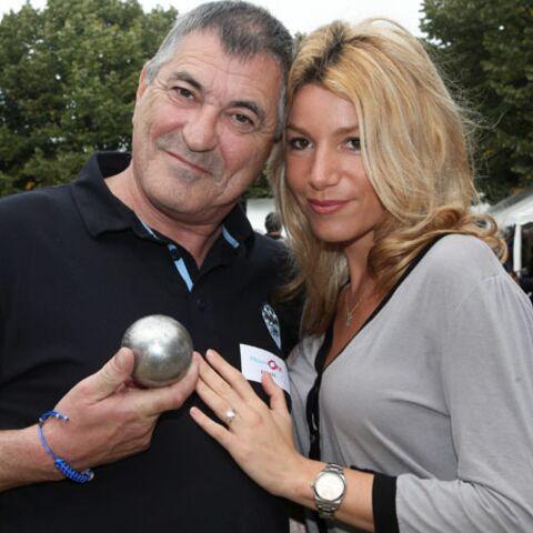 Jean-Marie Bigard et sa femme Lola: rois de la pétanque