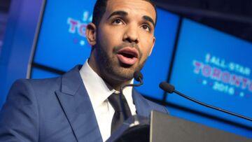 Drake devient ambassadeur d'une franchise NBA
