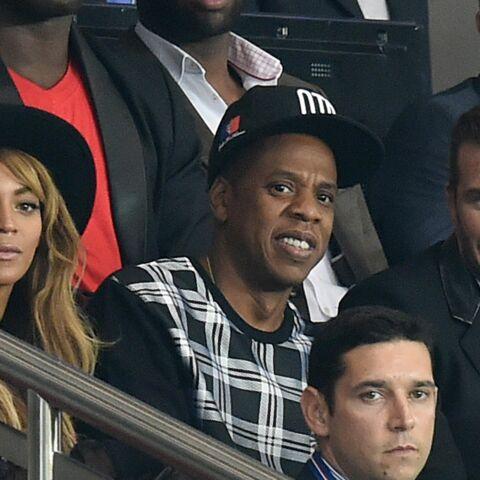 JayZ et Beyoncé, David Beckham ont vibré pour PSG-BARCA