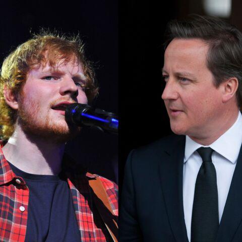 Ed Sheeran/David Cameron: une rencontre inattendue