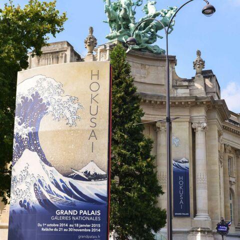 Hokusai, son oeuvre déferle à Paris