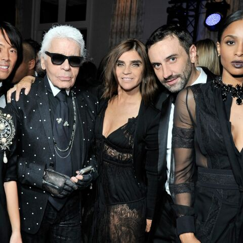 Gala By Night : Carine Roitfeld à la fête