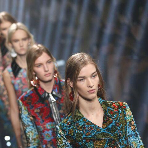 Paris Fashion Week – Déferlante néo-seventies chez Louis Vuitton