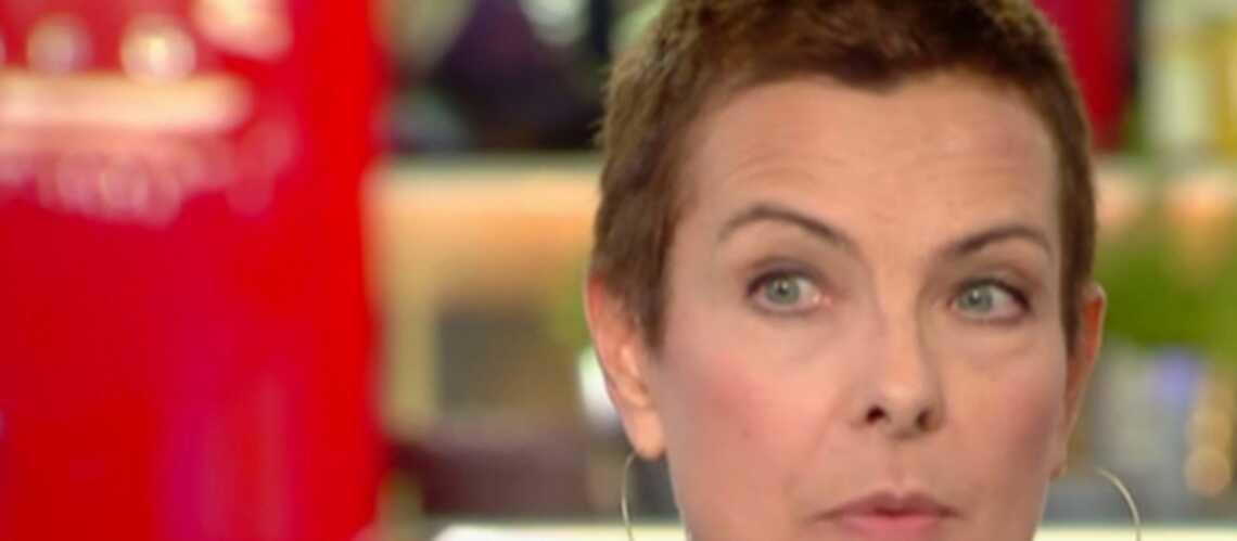 Carole Bouquet: rasée, mais pas fière de l'être