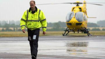 Prince William, héros du jour
