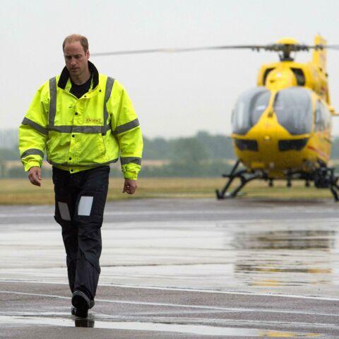 Qui a dit que le prince William ne faisait pas son travail?