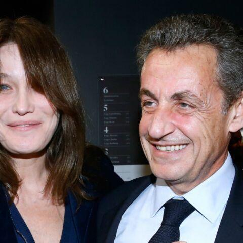 Carla Bruni-Sarkozy: Quand son mari entre dans la salle, «c'est des selfies à profusion»