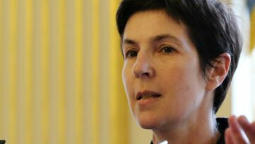 VIDEO – ONPC: Christine Angot furieuse en plateau, une ex-députée  en larmes