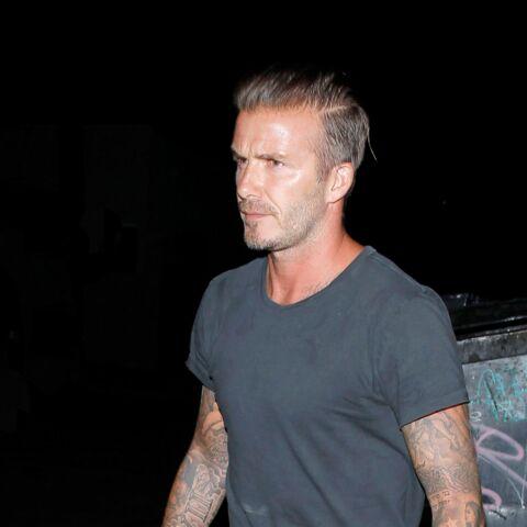 David Beckham: encore un carton
