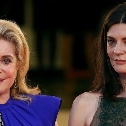 Catherine Deneuve et Chiara Mastroianni, le chic de mère en fille