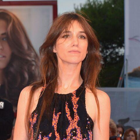 Charlotte Gainsbourg brille à la Mostra de Venise