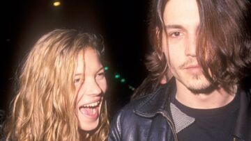Photos – Johnny Depp et Kate Moss, retour sur un couple rock n'roll