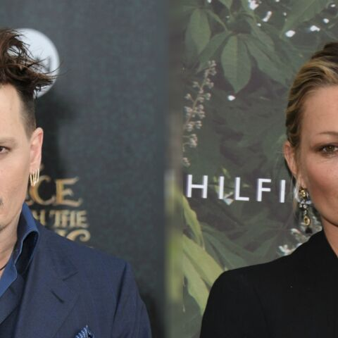Johnny Depp et Kate Moss renouent