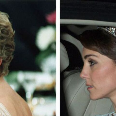 PHOTOS – Lady Diana: ses bijoux que Kate Middleton adore porter et avec lesquels elle lui rend hommage