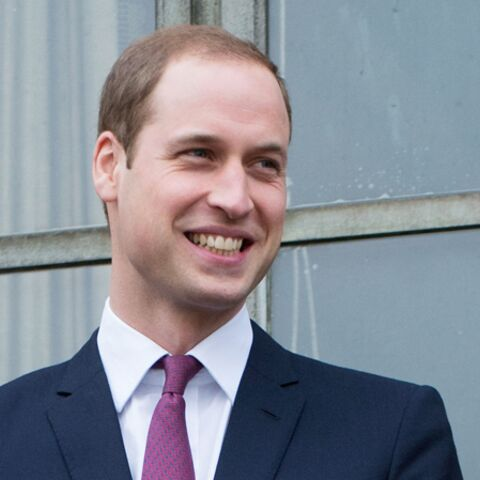 Prince William: un selfie pour finir 2013